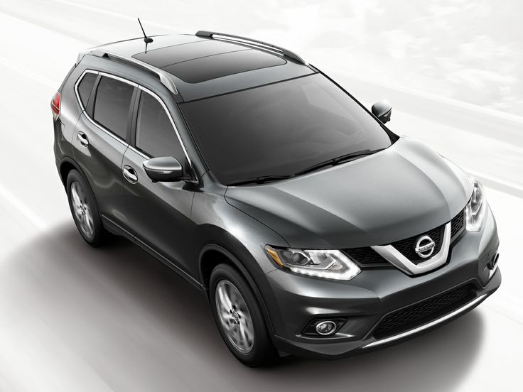 Nissan Rogue - Grey