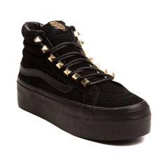 Vans Sk8 Hi Platform Skate Shoe