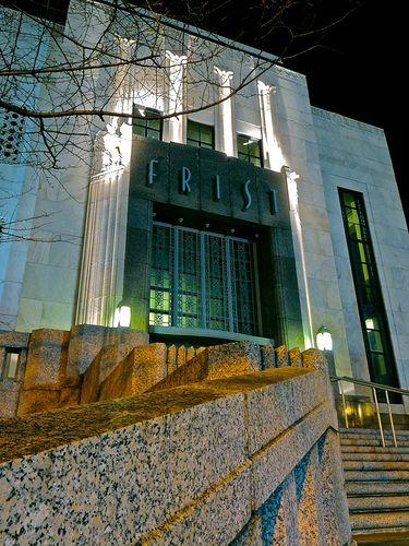 Frist Center For The Visual Arts, Nashville Tennessee  #OneOfAKindNashville