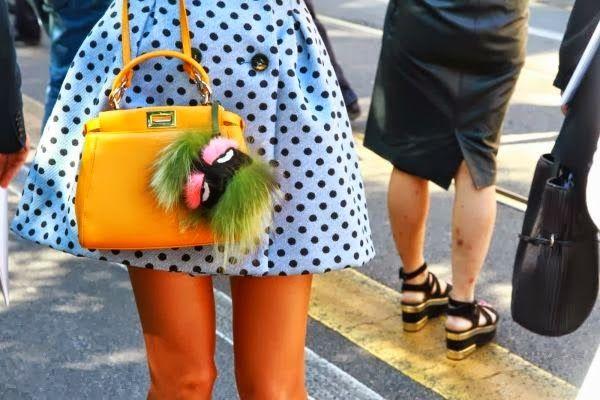 TREND REPORT: FENDI BAG BUGS http://chanelaftercoco.blogspot.com/2014/05/trend-report-fendi-bag-bugs.html