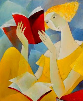 Reading and Art - Francois Collandre