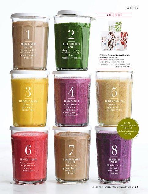 8 best smoothies