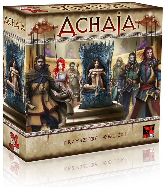Achaja | Image | BoardGameGeek