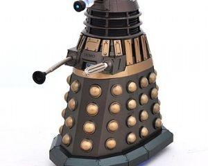 Dr Who Dalek Talking Alarm Clock