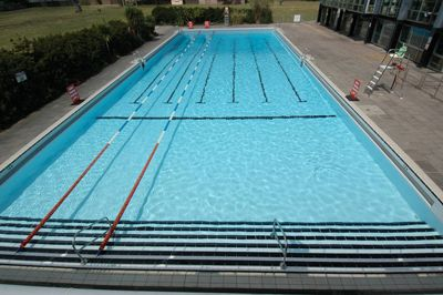 31 best swimming pools in london images on pinterest for Richmond gardens pool