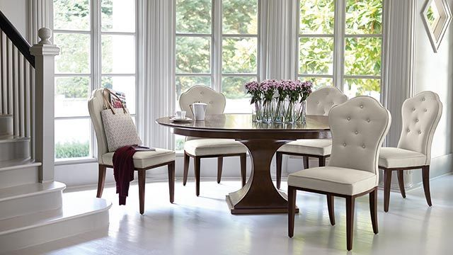 Kuolin Furniture Dining Room Tables Bernhardt Furniture