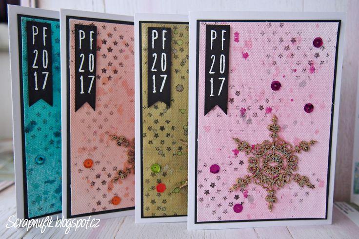 Pour Féliciter 2017 Cards