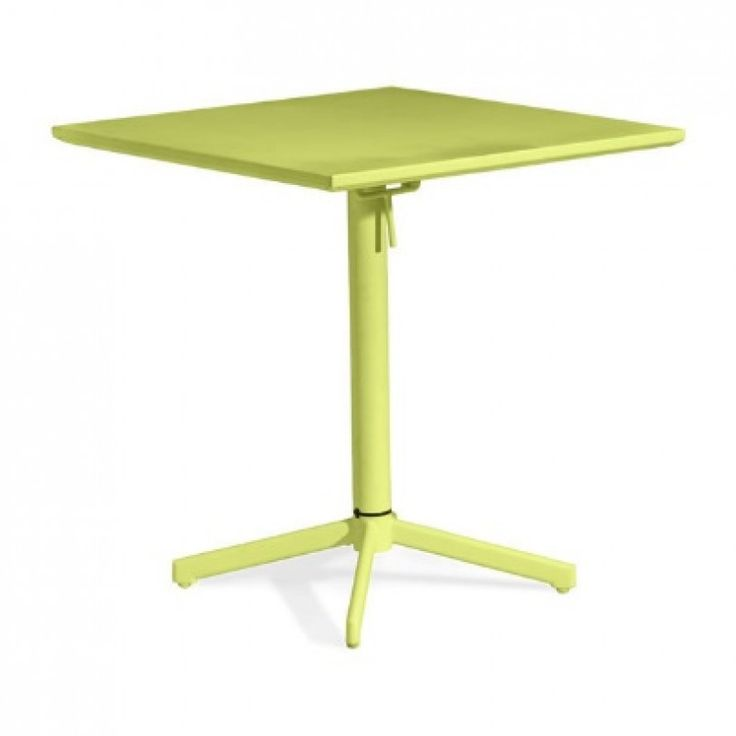 Lime Square Outdoor Folding Table Https://www.studio9furniture.com/big