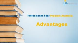 Professional year australia  At PYP, we understand how advantageous and beneficial it can be to improve one's credentials and qualifications so they can make the most of the excellent job opportunities that come their way.