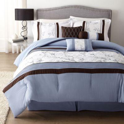 Lauren Taylor 'Clementine' 7-Piece Comforter Set - Sears | Sears Canada