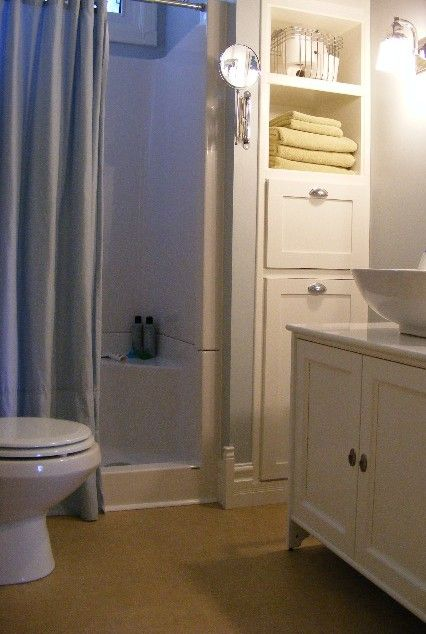 284 best images about bathroom ideas on pinterest for Second bathroom ideas