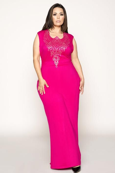 0b000131a0 Living the Pink Life Maxi Dress in 2019