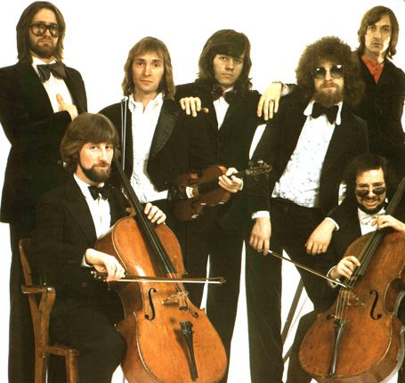Backstage Weekend - ELO - Live In Portsmouth - 1976   Crooks and Liars