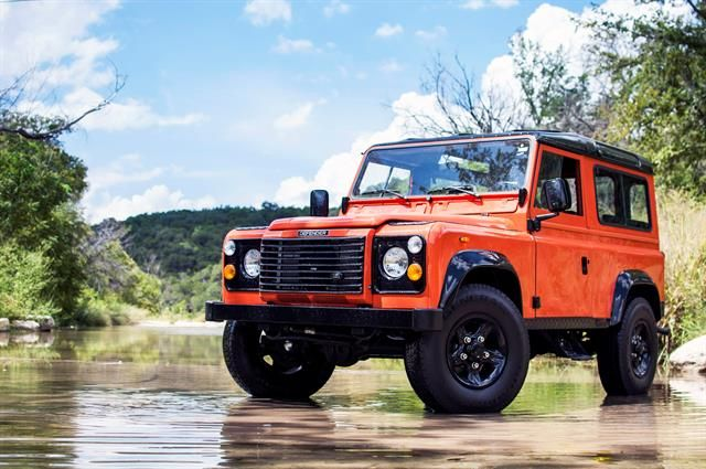 1987 Land Rover Defender Diesel to be auctioned at Motostagia's 2014 Grand Prix Auction November 1st at the Long center in Austin, TX #ATX #COTA #USGP #Collector #Car#Auction #AutoAuction #CarAuction