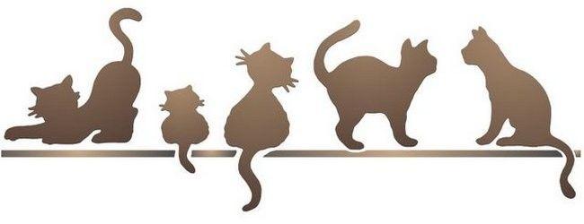 modèles chats…