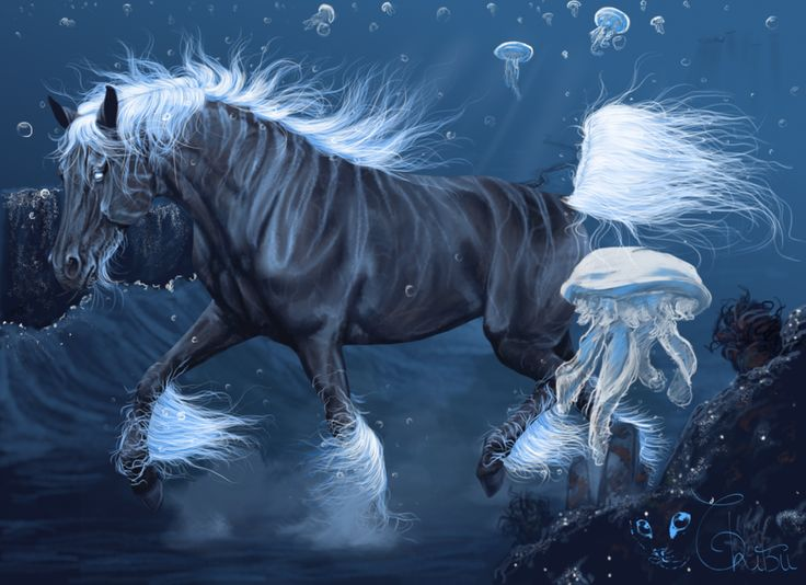 223 best fantasy horses images on pinterest fantasy art fantasy pour mon fond dcran for my background line and drawing by chibii kira on gimp with a wacom tablet heart of the sea voltagebd Image collections