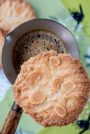 Безглютеновое миндальное печенье. Рецепт без глютена
