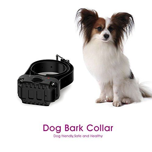 Sonic Bark Deterrents - No Barking Dog Collars Petfere an Pain free and no Hurt Dog training Collars With 7 Sensitivity Adjustable Levels *** Check out the image by visiting the link. (This is an Amazon affiliate link)