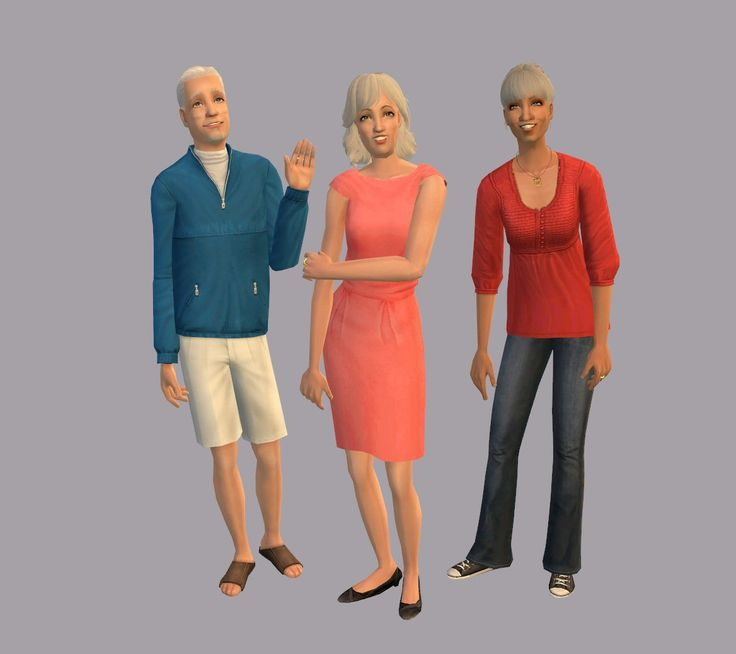 Four More Elder Conversions for TS2 A few more... - kayleigh-83