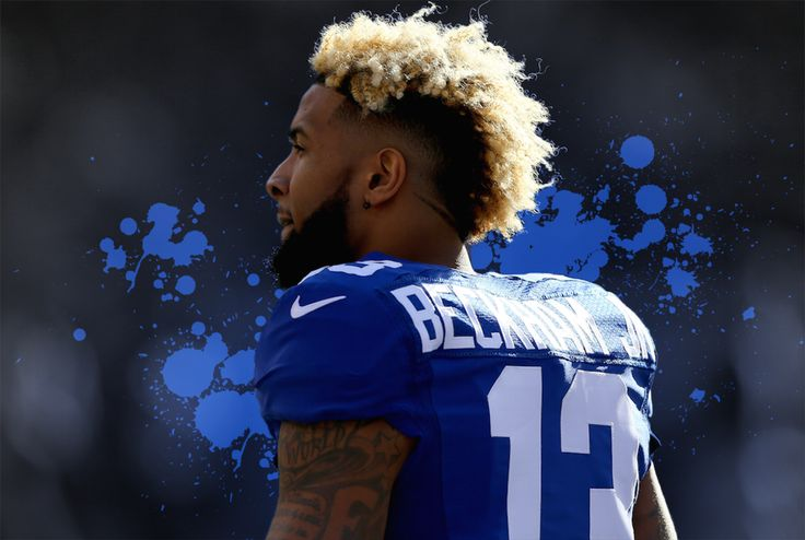 Odell Beckham's Monstrous Cousin Is Trying Out for the NFL