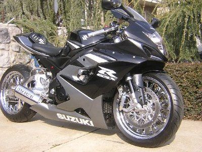 2005 gsxr 1000 custom For Sale