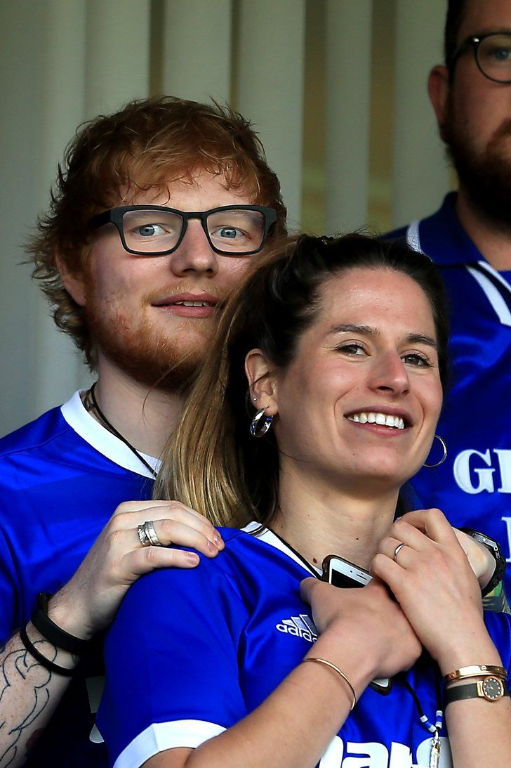 Ed Sheeran makes a rare comment about one-year-old Lyra Antarctica who he shares with wife Cherry Seaborn. On Celebrity Couples