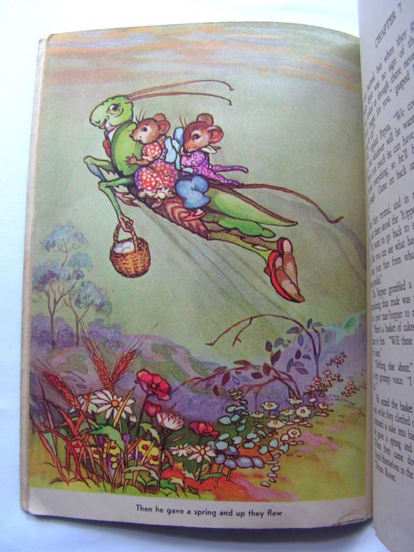1940's Vintage Peg Maltby Children's Books Pip & Pepita in Goblinland & New Home