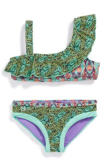 Maaji Bikini Top & Reversible Bikini Bottoms