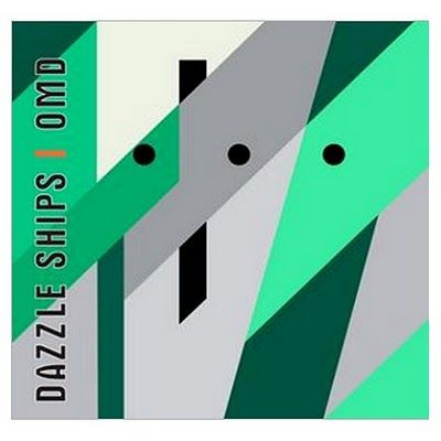 Peter Saville - Orchestral Manoeuvres in the Dark, Dazzle Ships, 1983