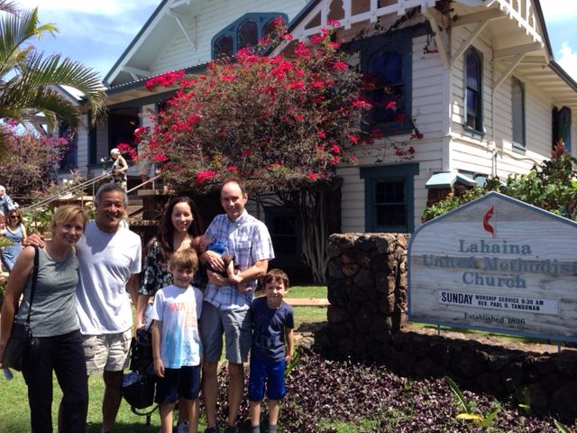 We hope you had a great #Easter Sunday surrounded by your family and loved ones. For those still in school, enjoy your spring break. Just one more semester/quarter until summer! This year, Dr. Kari Hong and her family traveled to Maui, Hawaii for a much deserved vacation. Here, they are photoed in front of the Lahaina United Methodist Church where they attended Easter Service. Locally, the Hongs are very involved with the United Methodist Church of Thousand Oaks.  #ThousandOaksDentist