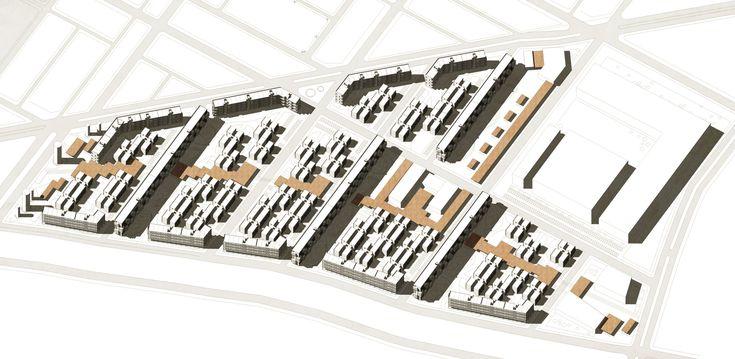 Primer lugar universitario en nuevo plan maestro urbano habitacional en Alto Hospicio