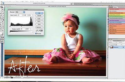 Wow, great white balance trick in PS.Photoshop Elements, Adjustable White, Black Balance, Balance Tricks, White Balance, Black And White, Photos Tips, Photo Editing, Photos Editing