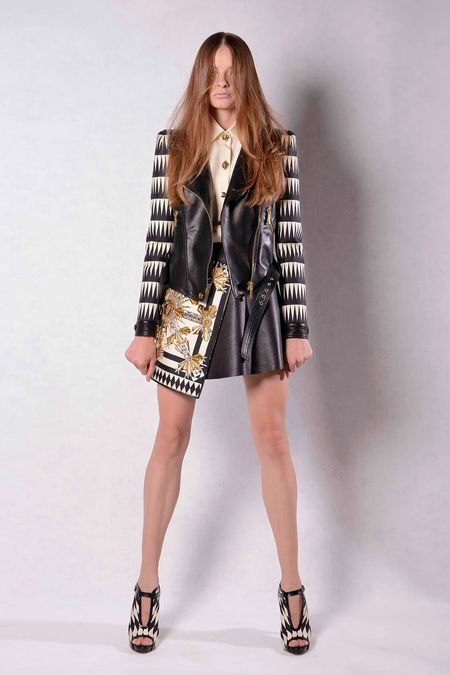 Fausto Puglisi Spring 2013 Ready-to-Wear Collection Slideshow on Style.com