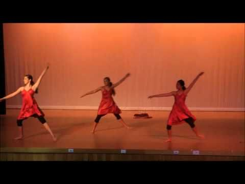 Students from the CCS Dance Academy performed as part of the Easter Assembly 2012 at Covenant Christian School Sydney