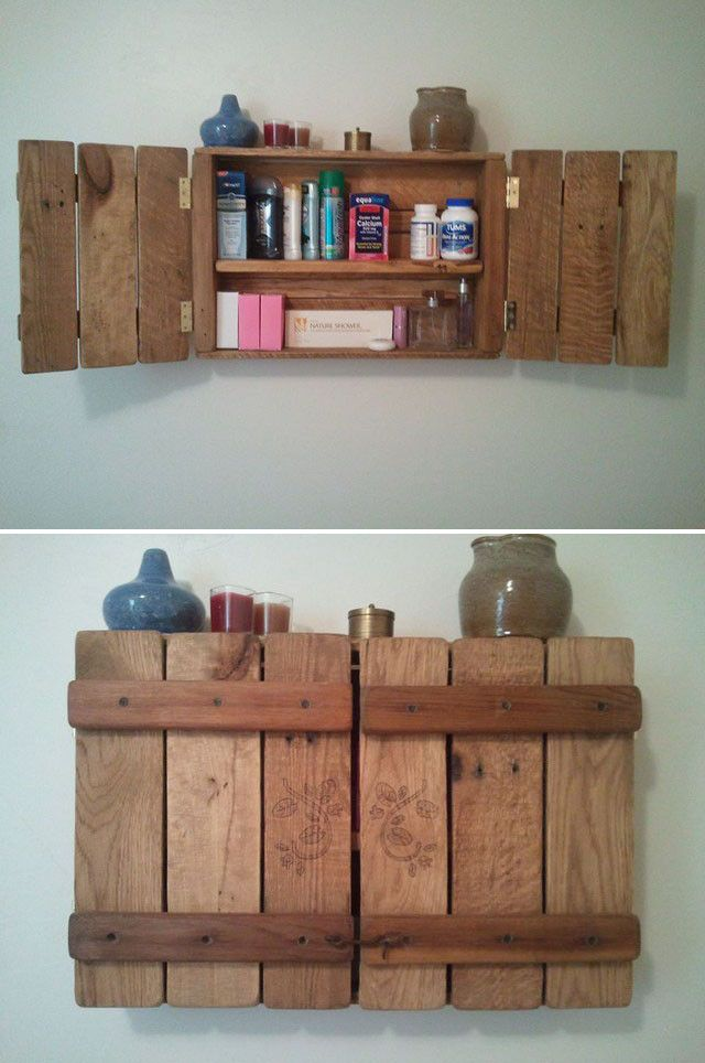 61 Awesome Diy Pallet Shelves Ideas For Home Pallet Kitchen