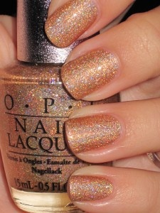 O.P.I.-DS Shimmer. Perfect for College Night