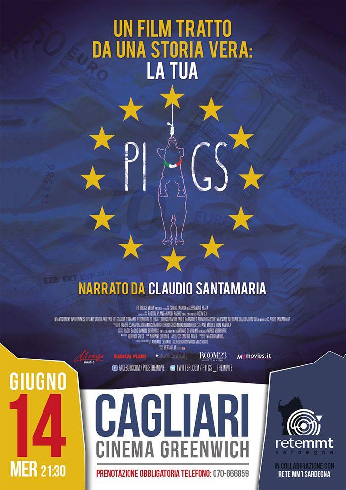PIIGS a Cagliari - Rete MMT