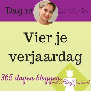 Natuurlijk vier je je verjaardag ook op je blog. Vandaag is het op BlogQueen.nl dan ook feest, want ik mag 31 kaarsjes uitblazen. Hoe je dat aanpakt? De mogelijkheden zijn eindeloos. Als je persoon...