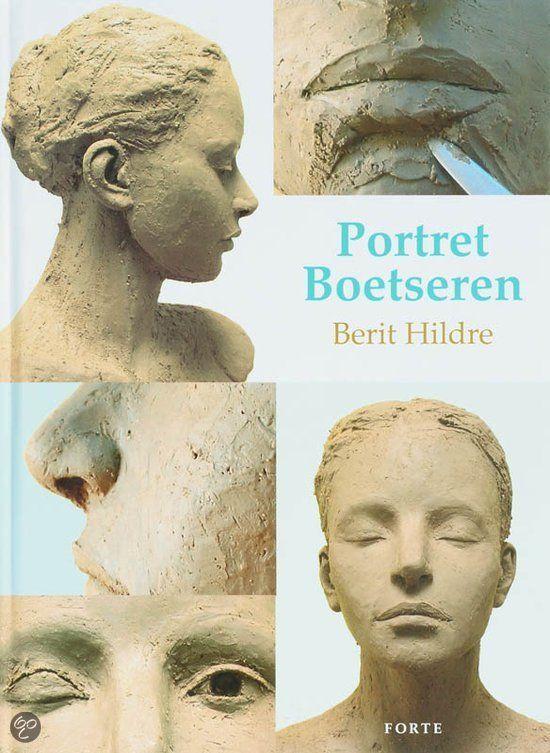 Portret Boetseren E  Auteur: Berit Hildre | B