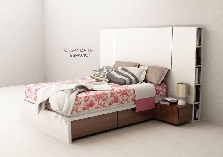 M s de 25 ideas incre bles sobre cajones bajo cama en pinterest almacenamiento bajo la cama - Cajones bajo cama ...
