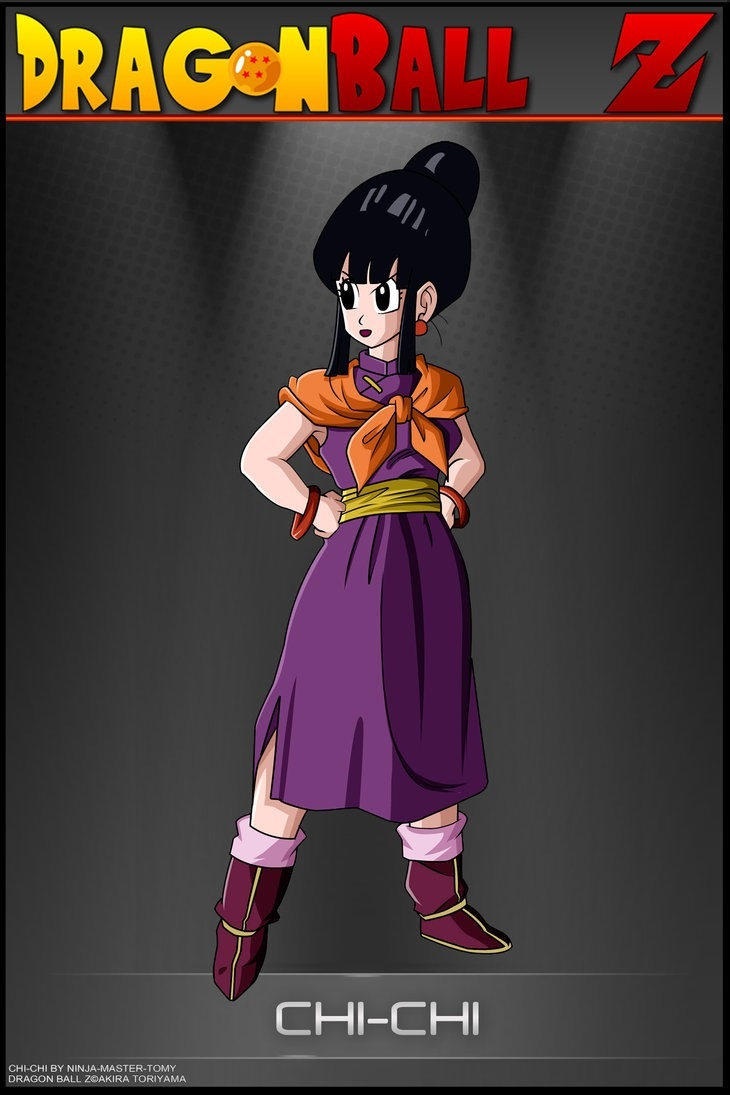 17 best dragon ball images on pinterest dragons dragon ball z chi chi publicscrutiny Image collections