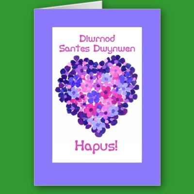 40 best cards welsh images on pinterest greeting cards welsh st dwynwens day heart of flowers welsh greeting card also in other languages m4hsunfo Images