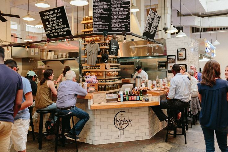 Where To Eat At Grand Central Market - Los Angeles, CA - The Infatuation