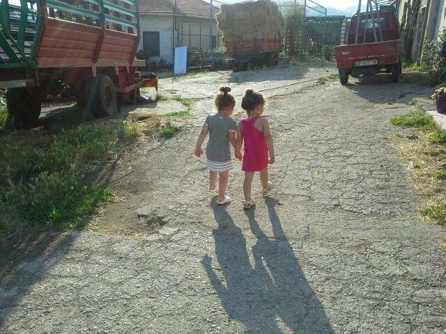 Mela e Emili