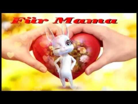 Meine Mama❤Ich hab dich lieb❤Mami, Mutter, Norbert van Tiggelen, Bunny, Zoobe - YouTube