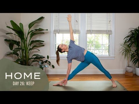 home  day 26  keep  30 days of yoga with adriene