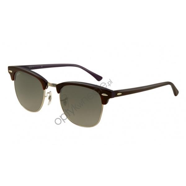 #RayBan #okulary #przeciwsłoneczne:: #Clubmaster rb 3016 col. 1128/71 49/21