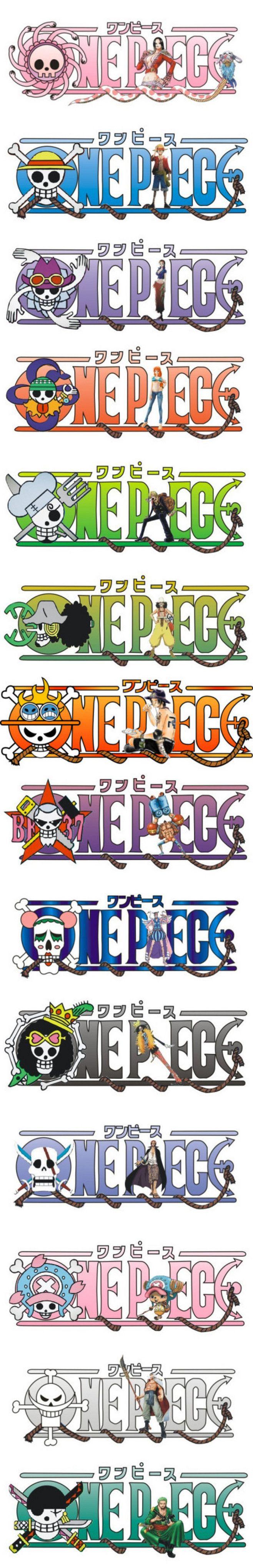 one piece logo