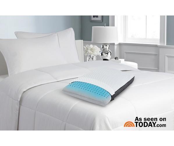 Black Ice Memory Foam Pillow Memory Foam Pillow Foam Pillows
