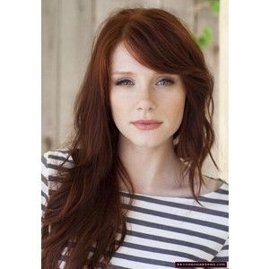 I want to try this hair color myself. #auburn #reddish #hair #color